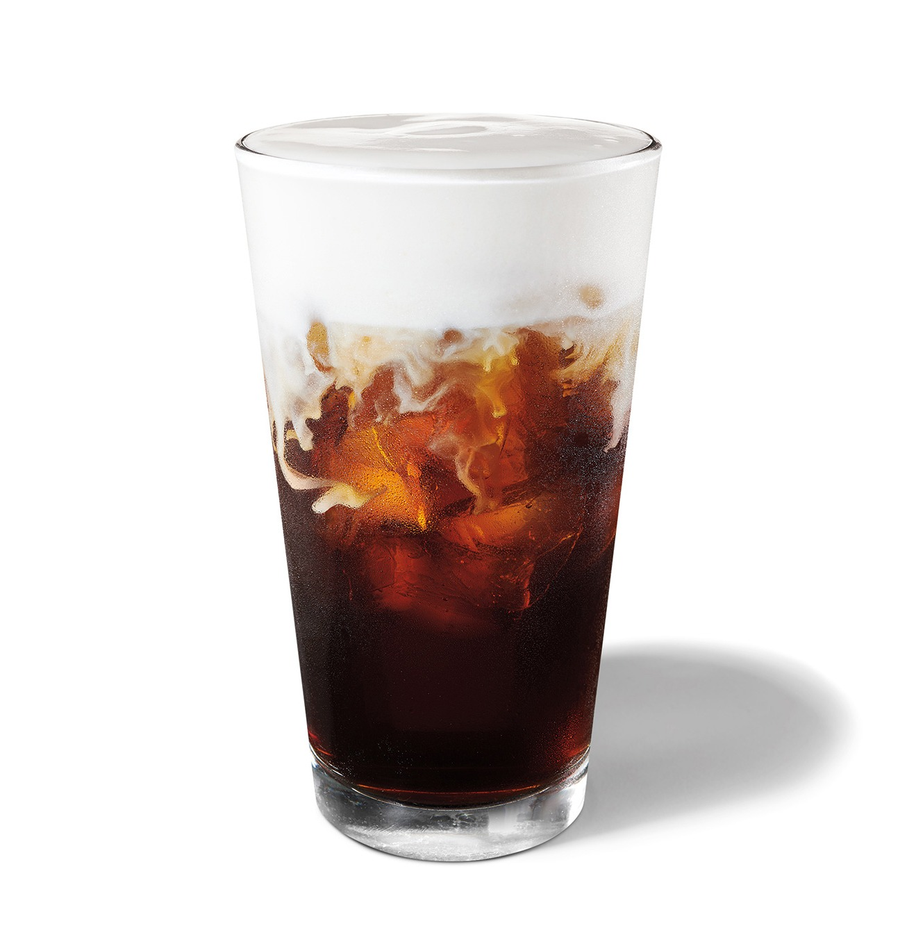 Starbucks Cold Brew with Salted Cream Cold Foam