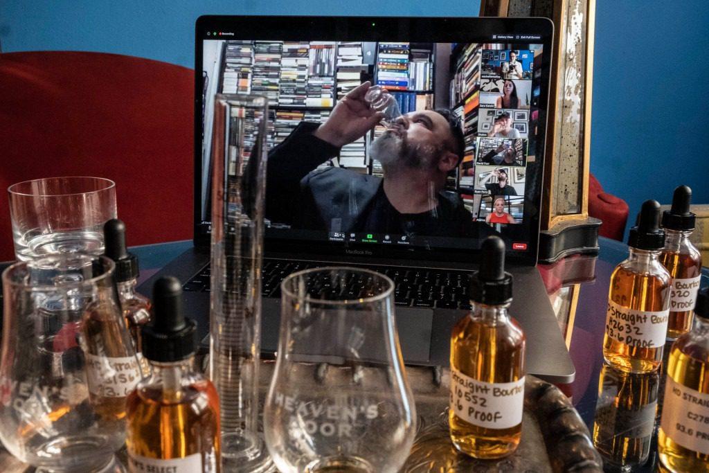 heaven's door bob dylan whiskey