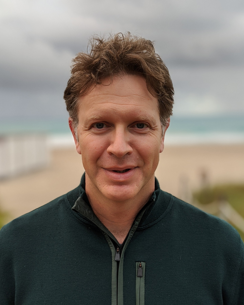 Author Nicholas Griffin