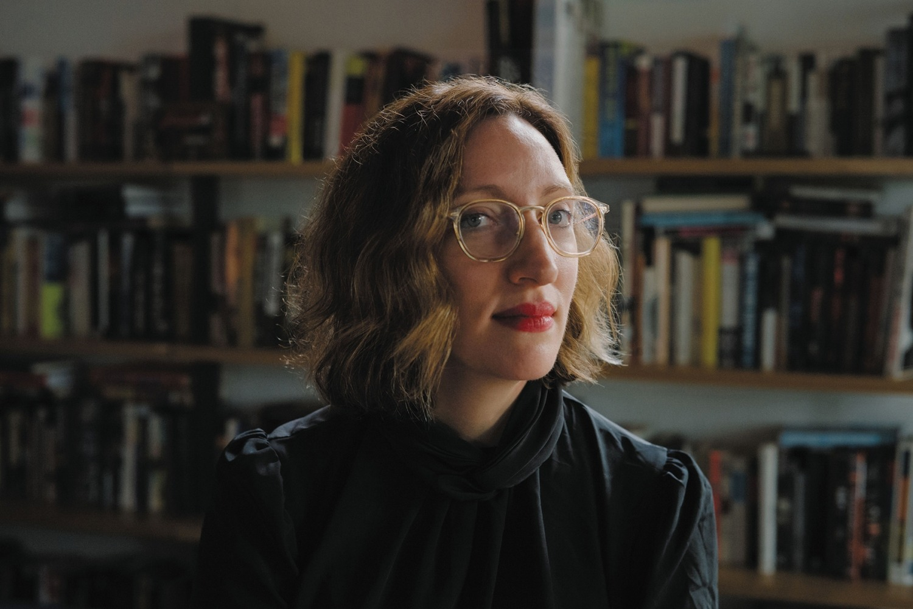 Author Melissa Mearz