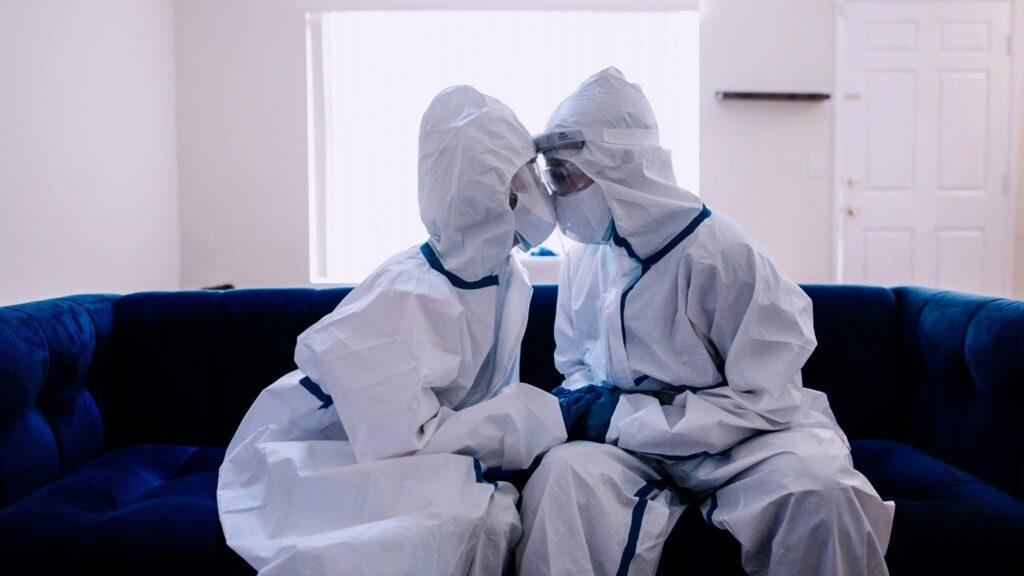 Alex and Anna pandemic porn