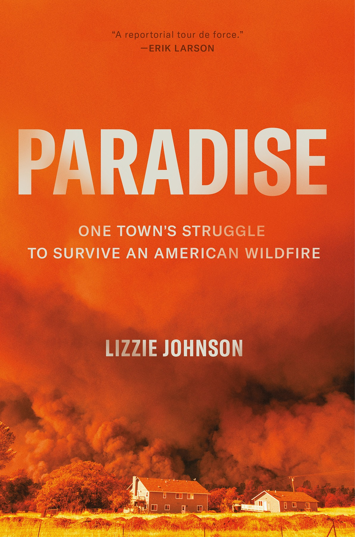 PARADISE BOOK COVER