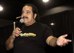 CHICAGO, IL - JULY 09: Ron Jeremy attends 2011 EXXXOTICA Chicago at the Donald E. Stephens Convention Center on July 9, 2011 in Chicago, Illinois. (Photo by Paul Warner/Getty Images)
